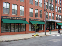 Cambridge Family Health North