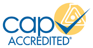 CHA is Accredited by the College of American Pathologist Association
