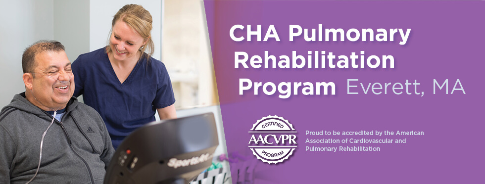 CHA Pulmonary Rehabilitation Program - Awarded the AACVPR accreditation