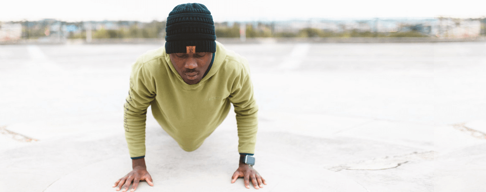 Can push-ups help determine your fitness better than measuring your weight?