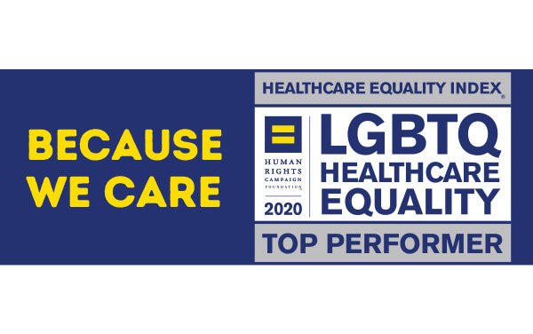 Because We Care - LGBTQ Healthcare Equality